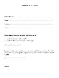Bulletin d'adhésion miniature2